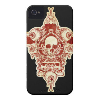 Ace of spades iPhone 4 cases