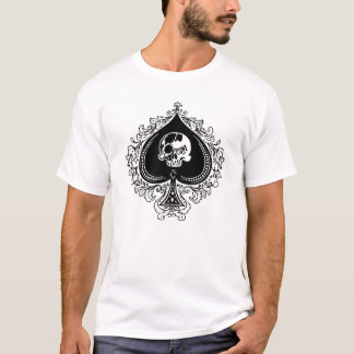 Ace of Spades Design T-Shirt