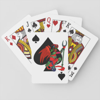 Ace of Spades: Devilish Edition Playing Cards