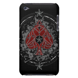 Ace of Spades iPod Touch Case