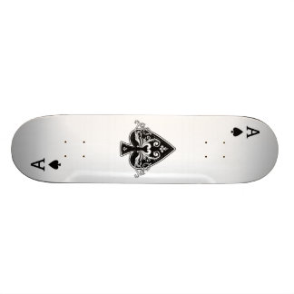 Ace of Spades Skateboard Deck