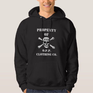 ace-of-spades, skull_and_bones-2419, XXX, PROPE... Hooded Sweatshirts