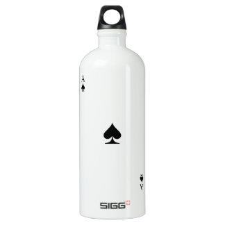 Ace of Spades Water Bottle