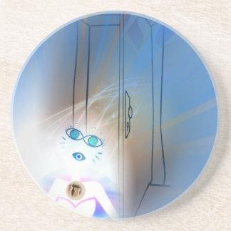 Ace Of Swords Coaster