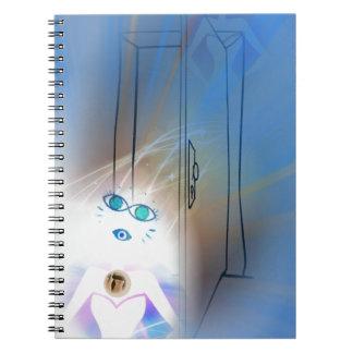 Ace Of Swords Notebook