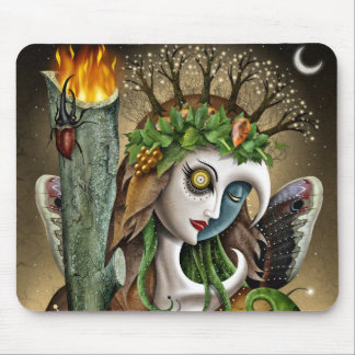 Ace of Wands Mouspad Mouse Pad