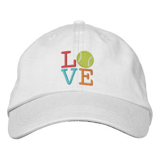 Ace Tennis LOVE Embroidered Hat
