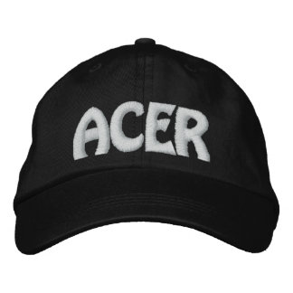 ACER EMBROIDERED HAT