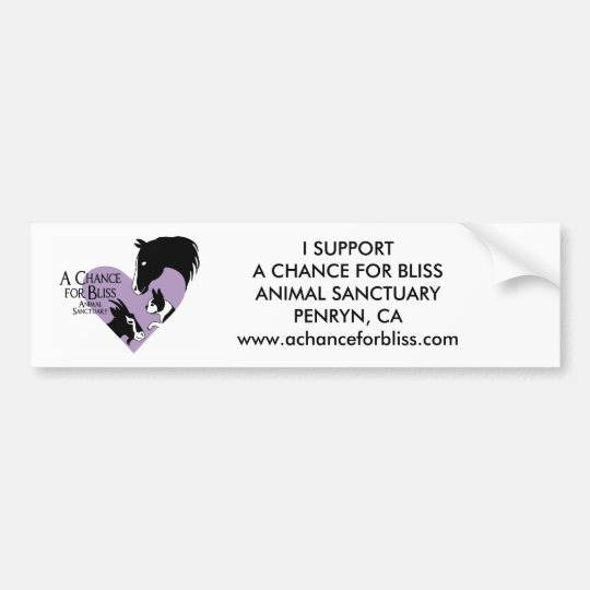 ACFB Support Bumper Sticker