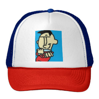 ACFK Bob The Baby Crossed Armed Trucker Hat