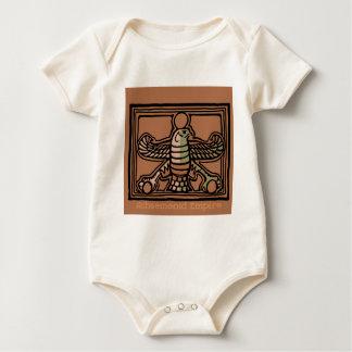 Achaemenid Empire by AncientAgesPrints Baby Bodysuit