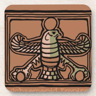Achaemenid Empire by AncientAgesPrints Coaster