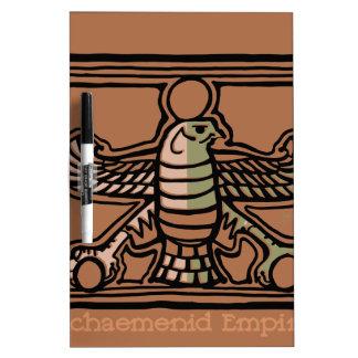 Achaemenid Empire by AncientAgesPrints Dry Erase White Board