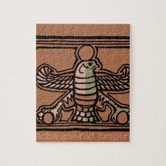 Achaemenid Empire by AncientAgesPrints Jigsaw Puzzle