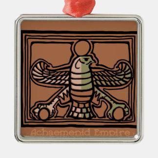 Achaemenid Empire by AncientAgesPrints Metal Ornament