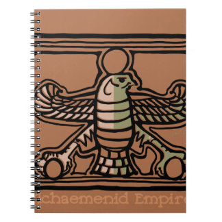 Achaemenid Empire by AncientAgesPrints Notebooks