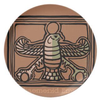 Achaemenid Empire by AncientAgesPrints Plate