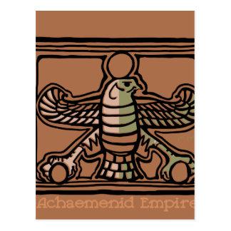 Achaemenid Empire by AncientAgesPrints Postcard