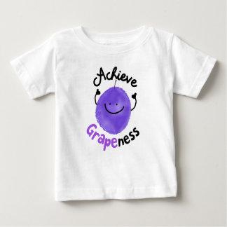 Achieve Grape ness - Baby Tshirt