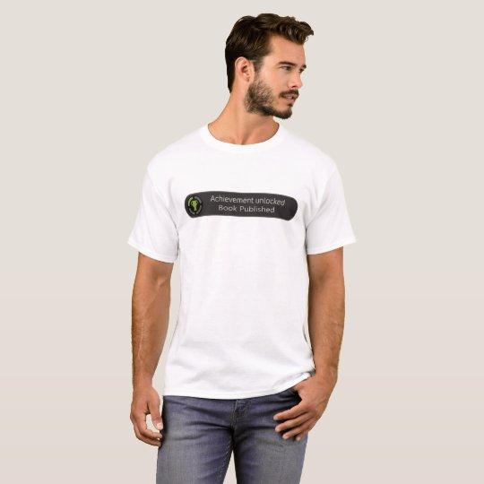 Achievement: Author T-Shirt