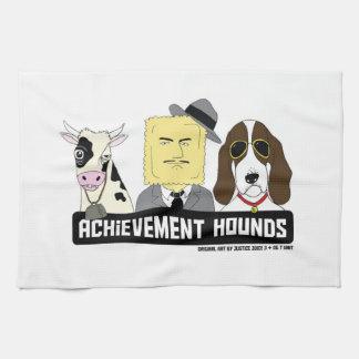 Achievement Hounds Kitchen Towel