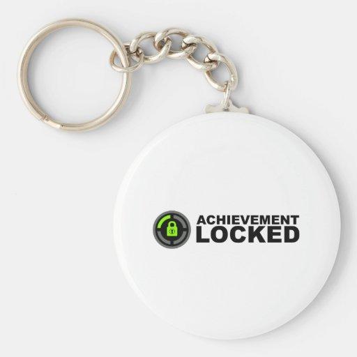 Achievement Locked Keychain