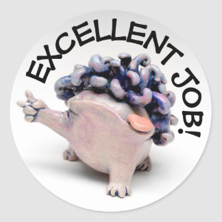 Achievement Stickers for Teachers - EXCELLENT JOB!
