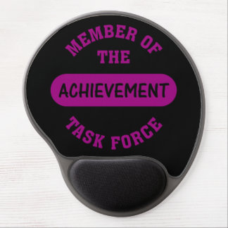 Achievement Task Force Member Gel Mouse Pad
