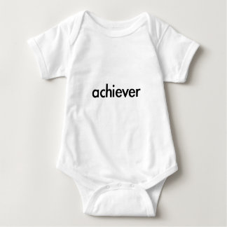 achiever baby bodysuit