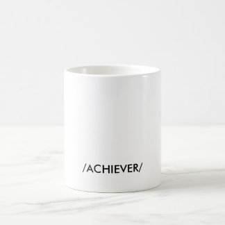 """ACHIEVER"" COFFEE MUG"