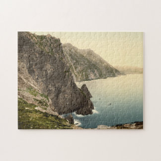 Achill Head. County Mayo, Ireland Jigsaw Puzzle