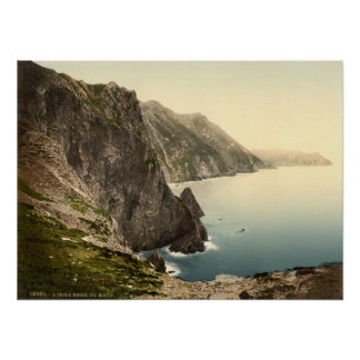 Achill Head, County Mayo Poster