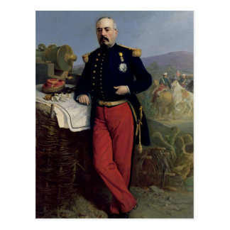Achille Bazaine  1867 Postcard