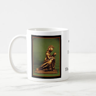 Achilles and Patroclus - by The Kuriologist Coffee Mug