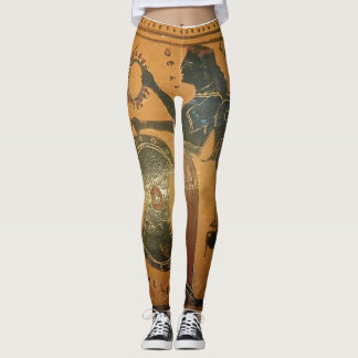 achilles armor leggings