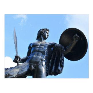 Achilles Postcard