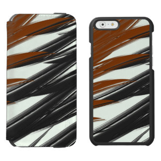 Achromatic Jungle Incipio Watson™ iPhone 6 Wallet Case