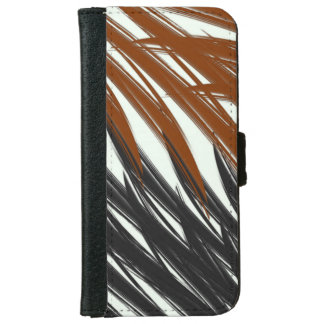 Achromatic Jungle iPhone 6 Wallet Case