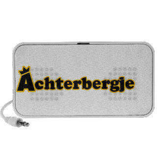 Achterbergje box OrigAudio™ Mini Speakers