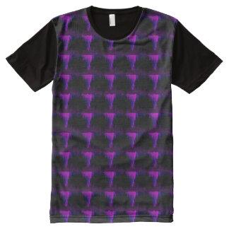Acid All-Over-Print T-Shirt