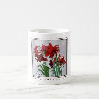 Acid Amaryllis on a Mug