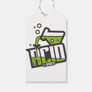 ACID E-Sports Pack Of Gift Tags