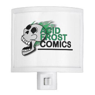 Acid Frost Comics Skull Kids Night Light