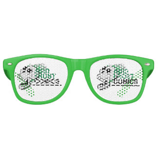 Acid Frost Comics Skull Retro Party Shades Glasses