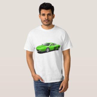 Acid Green Italian Supercar t-Shirt