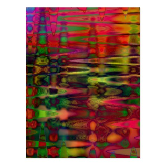 Acid Water Postcard
