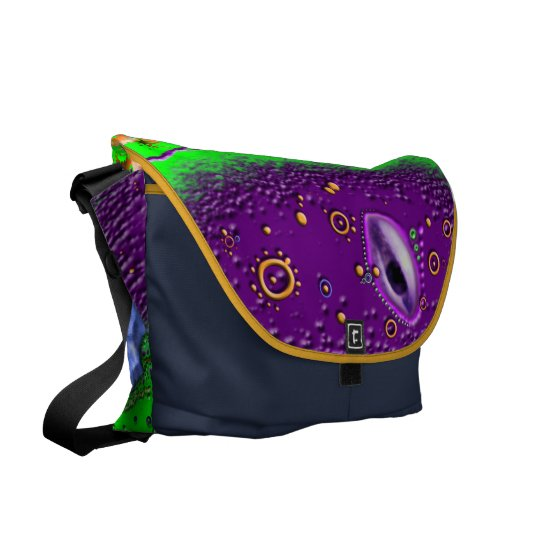 AcidPlanet Messenger Bag