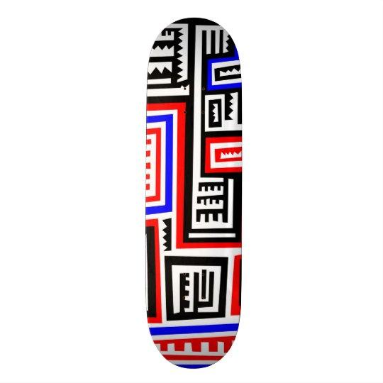 """""""Ackland"""" Skateboard Deck"""