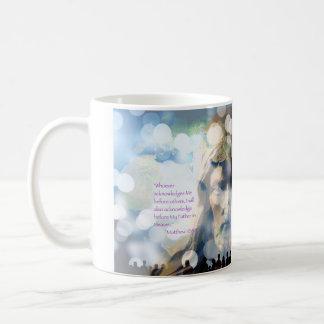 """Acknowledge Me"" Classic White Coffee Mug"