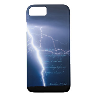 Acknowledge me. iPhone 7 case